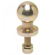 Trækkugle m/ 16 mm gevind